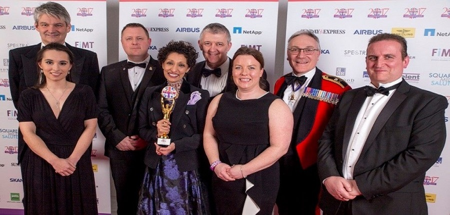 X-Forces Enteprise Soldiering On Awards