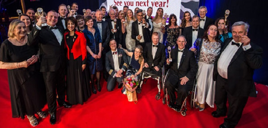 Soldiering On Awards 2018 – A Night of Recognition and Celebrations