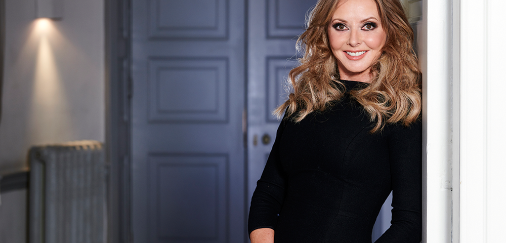 Carol-Vorderman-to-host-Soldiering-On-Awards-2019