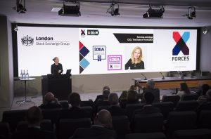 Kerensa Jennings CEO, The Duke of York, iDEA