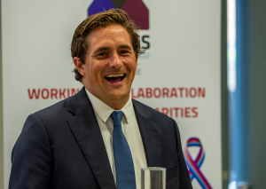 Minister for Defence People and Veterans, Johnny Mercer MP