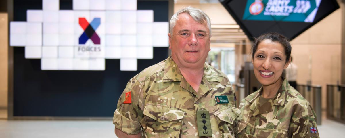 Lt. Colonel Ren Kapur MBE Reserves Day Blog